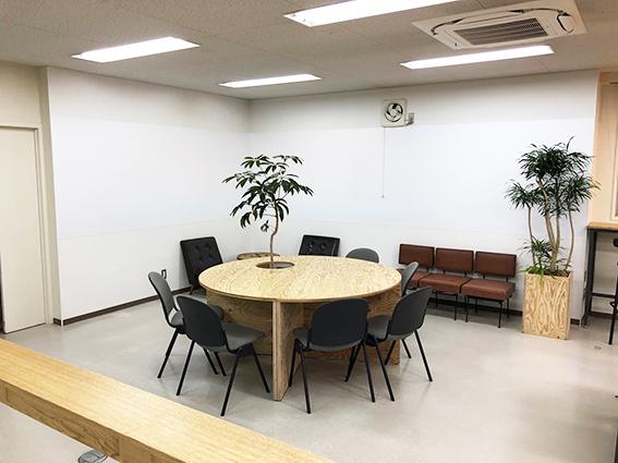 セミナースペースの写真
